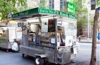 New York City Gourmet Food Cart Walking Tour  Photos
