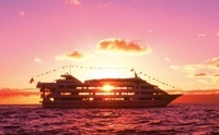 Oahu Valentine's Day Dinner Cruise Photos