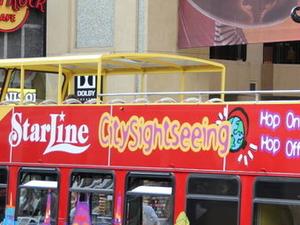 Los Angeles Hop-on Hop-off Double Decker Bus Tour Photos