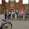 Hampton Court Palace Bike Tour from London