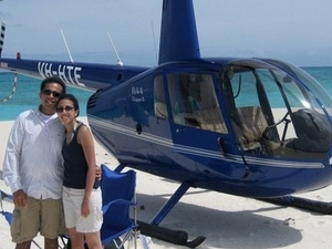 Private Helicopter Tour: Great Barrier Reef Island Snorkeling and Gourmet Picnic Lunch Photos
