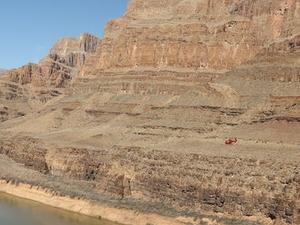 Grand Canyon Helicopter Wedding Photos