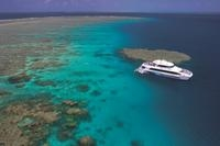 Outer Great Barrier Reef Dive and Snorkel Cruise from Port Douglas Photos