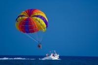 Parasailing Adventure in Providenciales Photos