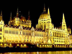 Budapest Danube River Dinner Cruise Photos