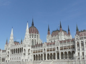 Danube River Lunch Cruise Photos