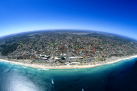 Perth Beaches and Fremantle Coast Helicopter Tour Photos