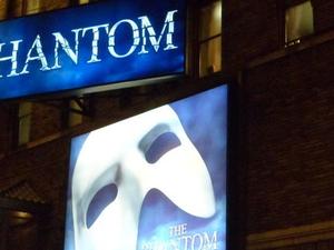 Phantom of the Opera On Broadway Photos