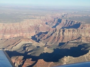 Grand Canyon National Park Aerial Tour from Sedona Photos