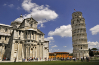 Pisa Walking Tour: Cathedral Square and Piazza dei Cavalieri Photos