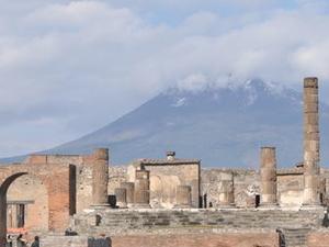 Naples City and Pompeii Half Day Sightseeing Tour Photos