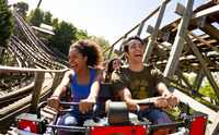 PortAventura and Costa Caribe Entrance Ticket Photos