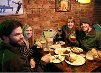 Prague Beer and Czech Tapas Evening Walking Tour