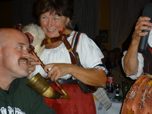 Prague Folklore Party Dinner and Entertainment Photos