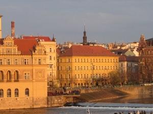 Prague Night Tour and River Vltava Dinner Cruise Photos