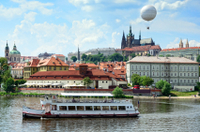 Prague Vltava River Lunch Cruise Photos