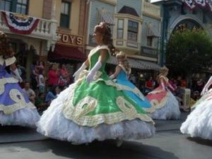 4-Day Disneyland Resort Ticket Photos
