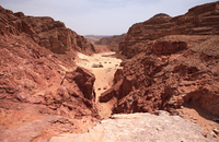 Private 4WD Jeep Safari and Hiking in the Colored Canyon Photos
