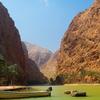 Private 4x4 Safari of Wadi Shab - The Coastal Caravan
