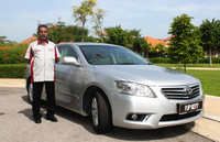 Private Arrival Transfer: Penang Railway Station to Beach Hotels Photos
