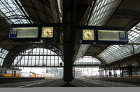 Private Departure Transfer: Amsterdam Train Station Photos