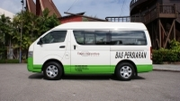 Private Departure Transfer: Hotel to Kuching International Airport Photos