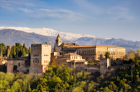 Private Granada Day Trip including Alhambra and Generalife Gardens from Malaga Photos
