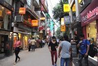 Private Hauz Khas Village Tour from Delhi