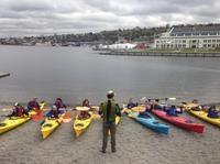 Private Seattle Kayak Tour on Lake Union