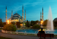 Private Tour: Istanbul by Night with Turkish Dinner and Show Photos