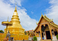 Private Tour: Lamphun Day Trip by Train from Chiang Mai Photos