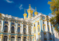 Private Tour: Pushkin Day Trip from St Petersburg Including Catherine Palace Photos