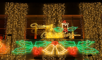 Private Tour: Traditional Black Cab Tour of London's Christmas Lights Photos