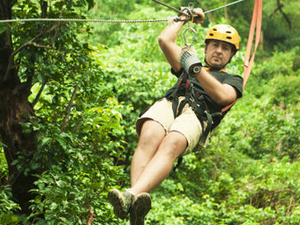 Zipline Canopy Eco-Adventure from San Juan Photos