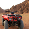 Quad Biking in the Egyptian Desert from Hurghada