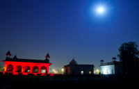Red Fort Sound and Light Show in Delhi with Dinner and Private Transfer Photos