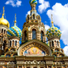 Russian Art Walking Tour of St Petersburg: Church of the Saviour on Spilled Blood and the Russian Museum