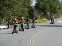 Russian River Valley or Dry Creek Valley Wine Tour by Segway Photos