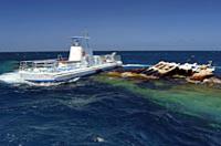 Seaworld Explorer Semi-Submarine Photos