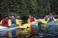 Sitka Shore Excursion: Sea Kayaking Adventure