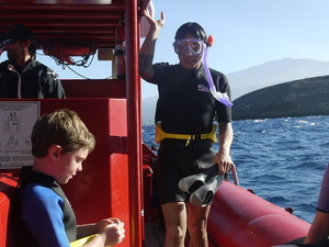 Small-Group Molokini Snorkel and Green Sea Turtle Adventure from Maui Photos