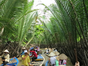 Mekong Delta Day Trip Photos