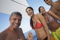 St Maarten Catamaran Snorkel Sail Photos