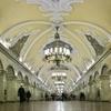 St Petersburg Metro Station Tour