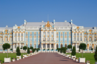 St Petersburg Shore Excursion: Imperial Residence Tour with Catherine Palace and Peterhof Photos