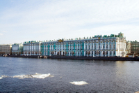 St Petersburg Walking City Tour Photos