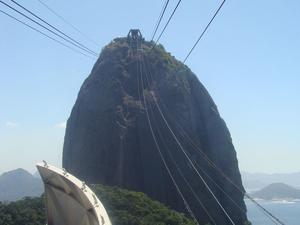 Rio de Janeiro Shore Excursion: Corcovado Mountain, Christ Redeemer and Sugar Loaf Mountain Day Tour Photos