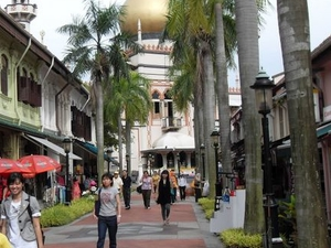 Kampong Glam and Sultan Mosque Morning Walking Tour Photos