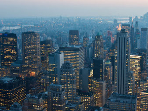Top of the Rock Observation Deck, New York Photos