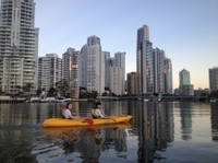 Surfers Paradise Sunset Kayak Tour Photos